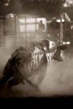 раж быка Стоковая Фотография RF