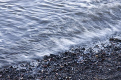 Разбивая волна Стоковое Изображение