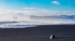 Разбивая облака стоковое изображение