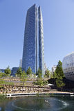 разбивочная башня oklahoma энергии Девона города Стоковая Фотография RF