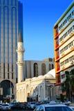 разбивочная коммерчески мечеть jeddah Стоковое Изображение