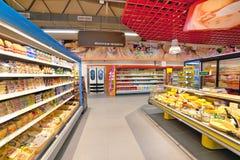 разбивочная нутряная покупка мола Стоковое Изображение RF