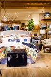 разбивочная нутряная покупка мола Стоковая Фотография