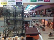 разбивочная нутряная покупка мола Стоковое Изображение