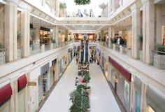 разбивочная торговля залы стоковое фото