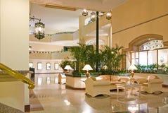 разбивочное лобби гостиницы конференции Стоковое Изображение
