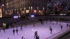 разбивочный город новое Рокефеллер york видеоматериал