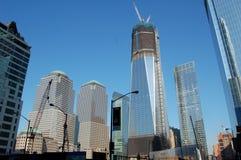 разбивочный мир торговлей строительной площадки Стоковое Изображение