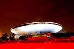 разбивочный мир shanghai экспо культуры Стоковые Изображения