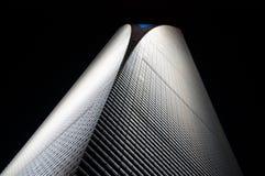 разбивочный финансовохозяйственный мир shanghai Стоковая Фотография RF
