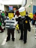 разбивочный cosplay случай первенствует londons Стоковое Фото