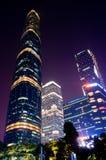 разбивочный international guangzhou финансов Стоковое фото RF