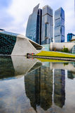 разбивочный international gzifc guangzhou финансов Стоковое Изображение
