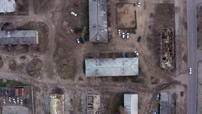 Разбирать старые дома на месте нового строительства видеоматериал