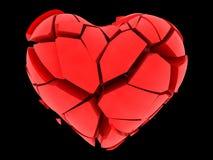 Разбитый сердце бесплатная иллюстрация