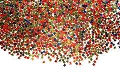 Разбрасывать крошечных звезд Макрос download предпосылки рисуя готовый вектор звезды Стоковая Фотография RF