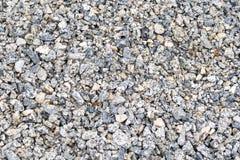 Разбросанные камни, щебень как предпосылка стоковое изображение rf