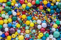 Разбросанные шарики Стоковые Изображения RF