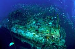 развалина короля крейсера Стоковая Фотография