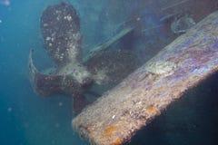 Развалина корабля Стоковое Фото