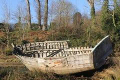 Развалина корабля Стоковая Фотография