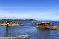 Развалины воды Стоковые Изображения RF