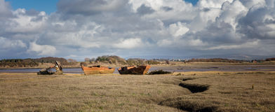 Развалины Wyre Стоковые Фотографии RF