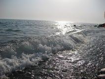 Развевает море стоковые изображения