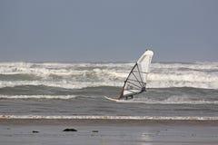 развевает windsurfer Стоковое фото RF
