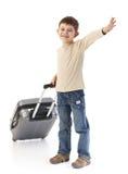 развевать счастливого малыша ся Стоковые Изображения RF