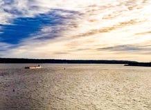 Развевая река Стоковые Фотографии RF