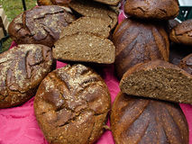 разведенные хлебцы стоковые фото