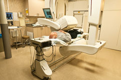 развертка гаммы камеры косточки терпеливейшая Стоковое Изображение RF
