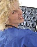 развертка доктора ct медицинская Стоковые Фотографии RF