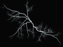 разветвляя внезапная молния иллюстрация штока