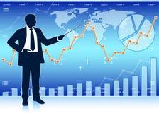 Развитие бизнеса Стоковое Изображение