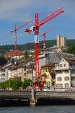 Развитие в Цюрихе Стоковая Фотография RF