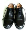 развязанные шнурки Стоковая Фотография