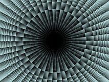 Развёртка вращения взрыва Стоковое фото RF