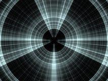 Развёртка вращения взрыва Стоковые Фотографии RF