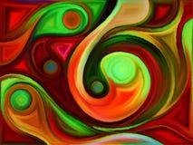 Развёртка цветов Стоковые Изображения RF