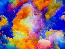 Развёртка цветов Стоковая Фотография