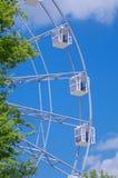Развлечения наблюдающ колесом Стоковое Изображение