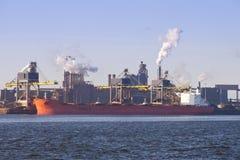разгржать корабля стоковая фотография