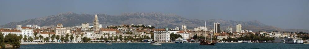 разделение Хорватии Стоковые Фотографии RF