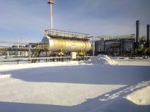 Разделитель газа для засыхания газа для горелок Стоковые Фото