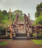 Разделите ворот, Бали стоковое фото