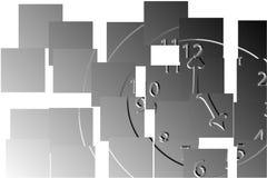разделите время Стоковые Изображения RF