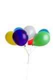 раздувает день рождения Стоковые Изображения RF
