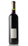 разлейте вино по бутылкам Стоковые Фотографии RF